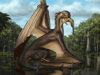 Swamp Drake