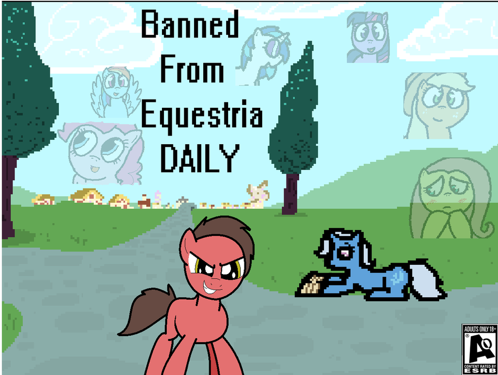 Banned from equestria walkthrough 1.5