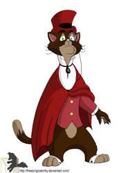 Cat R. Waul by FreezingIceKirby