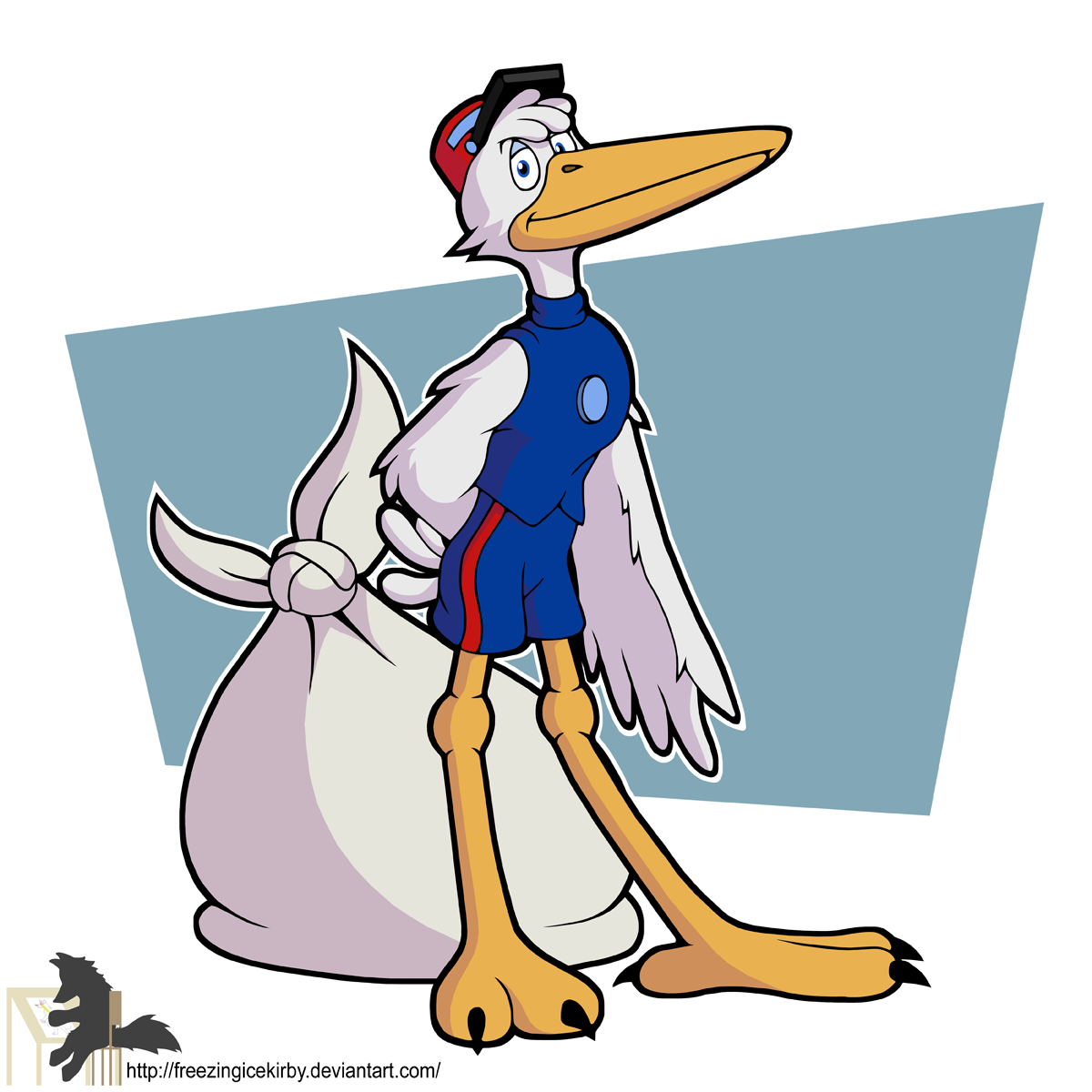 Mr Stork