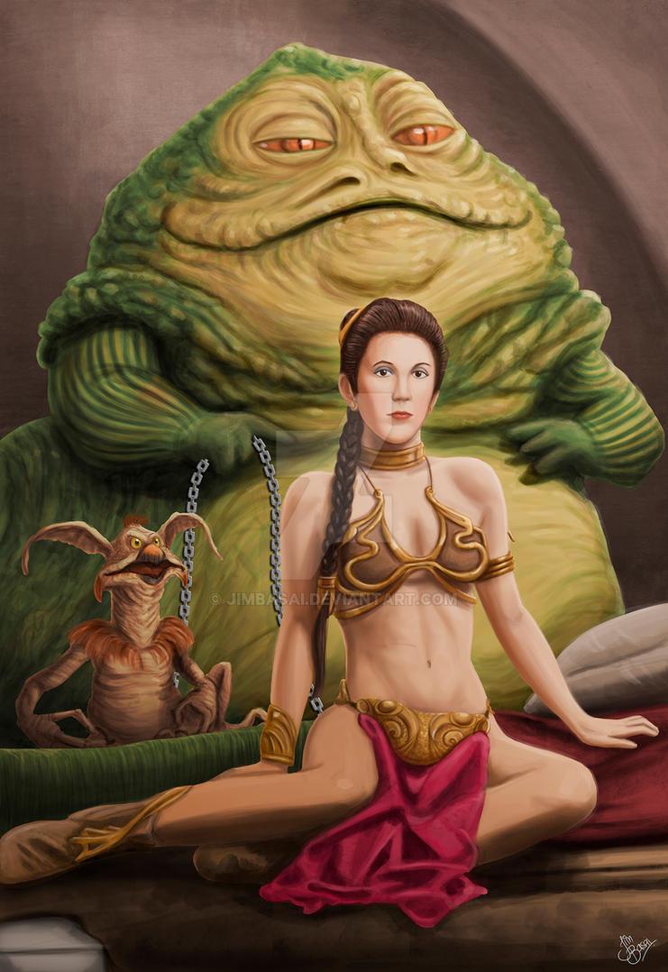 Jabba Leia Sex 6