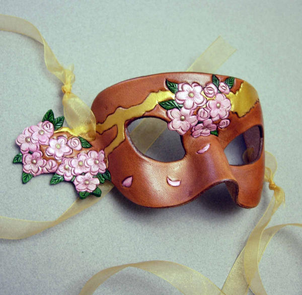 Sakura Mask by merimask