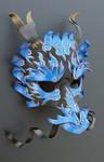 Dragon of Strength + Gratitude by merimask