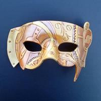 Steampunk Mask...Full Steam by merimask