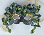 Green Medusa Mask