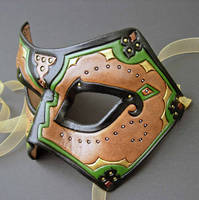 Persian Mask by merimask