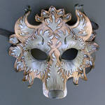 Stormwolf Leather Mask