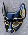 Bast...Handmade Leather Mask