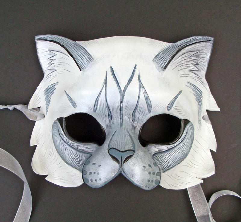 Himalayan Cat Mask by merimask