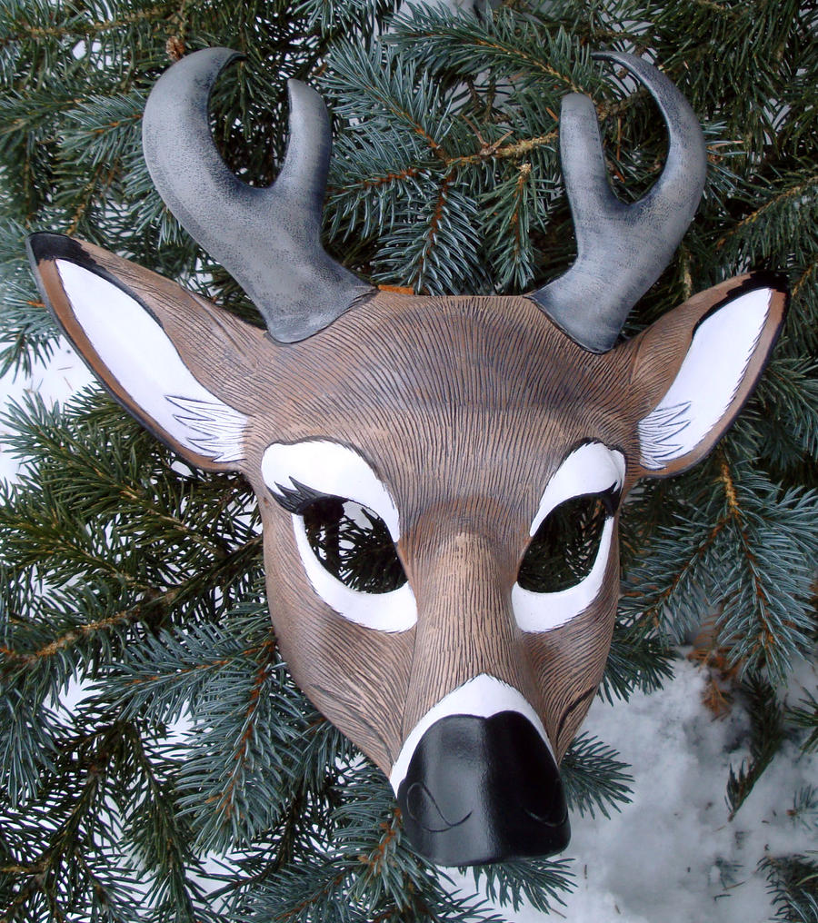 Whitetail deer research paper