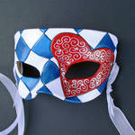 Knave Of Hearts Mask