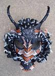 Great Serpentine Dragon Mask by merimask