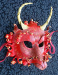Fire Dragon Mask Two