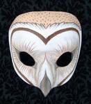 Barn Owl Mask 2010