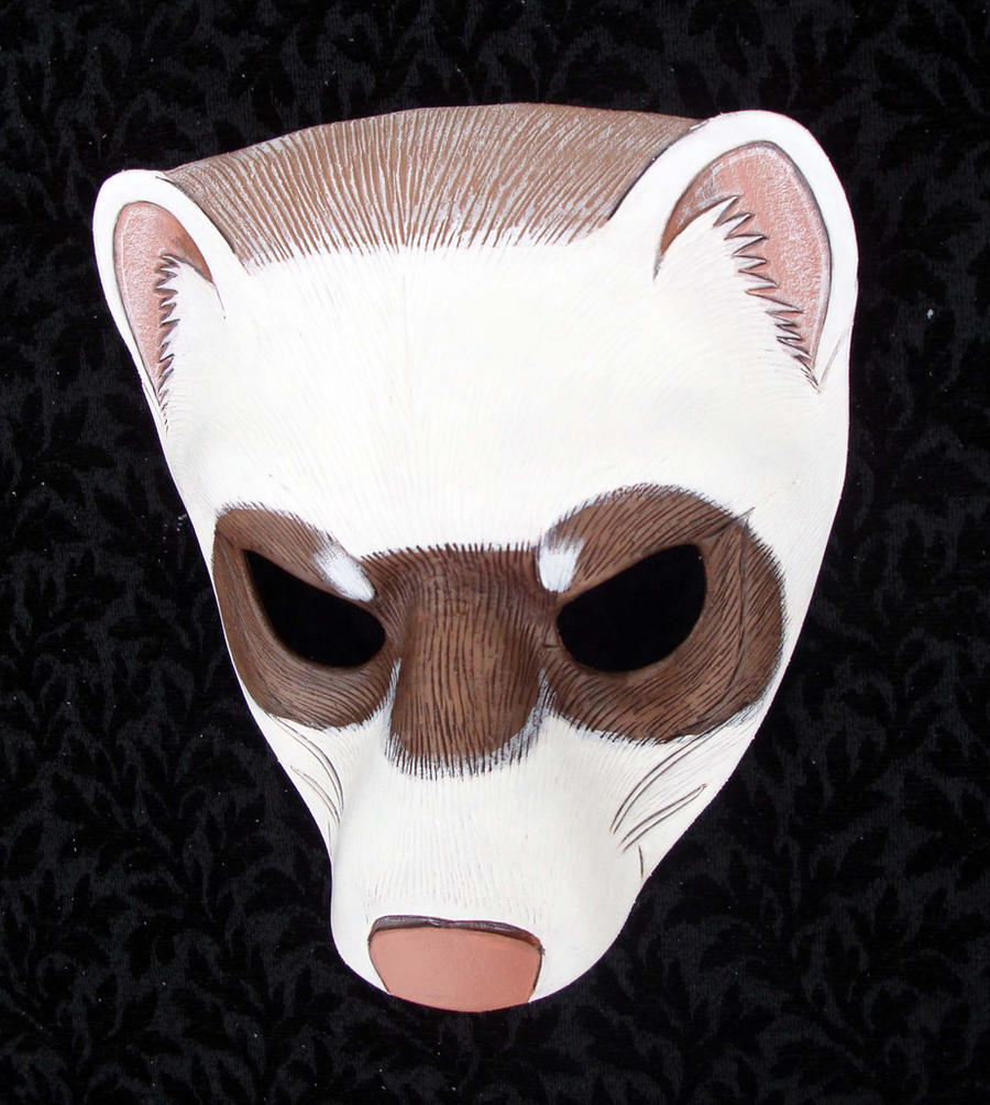 Ferret Mask by merimask