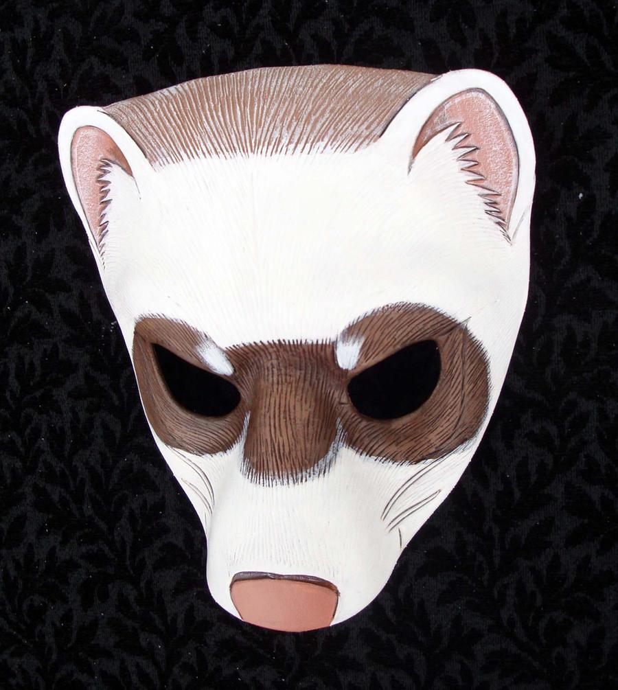 Ferret Mask by merimask