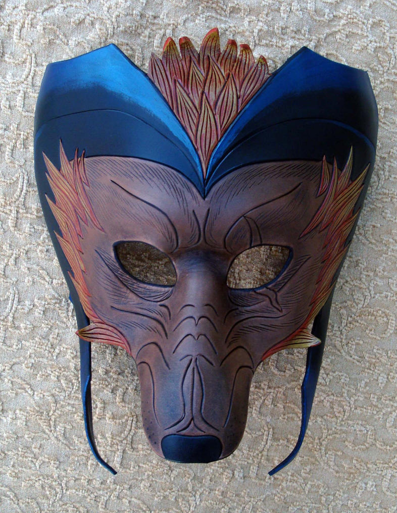 Ifrit Mask by merimask