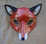 Venetian Fox Mask