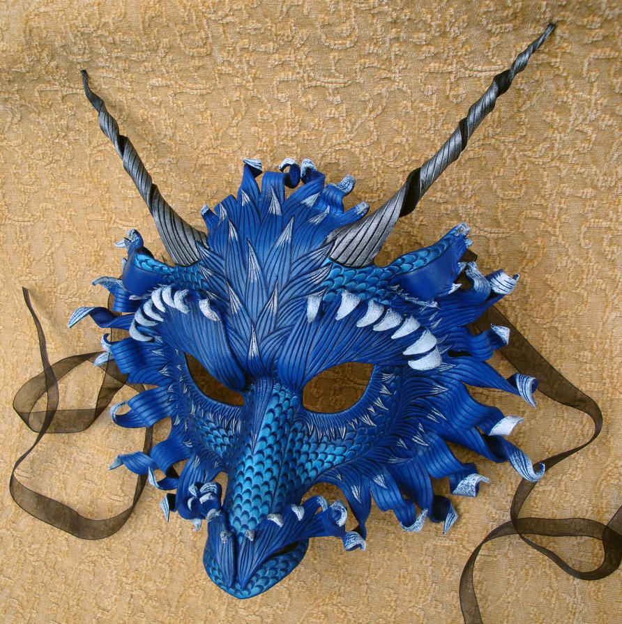 Custom Frost Dragon 2011 by merimask