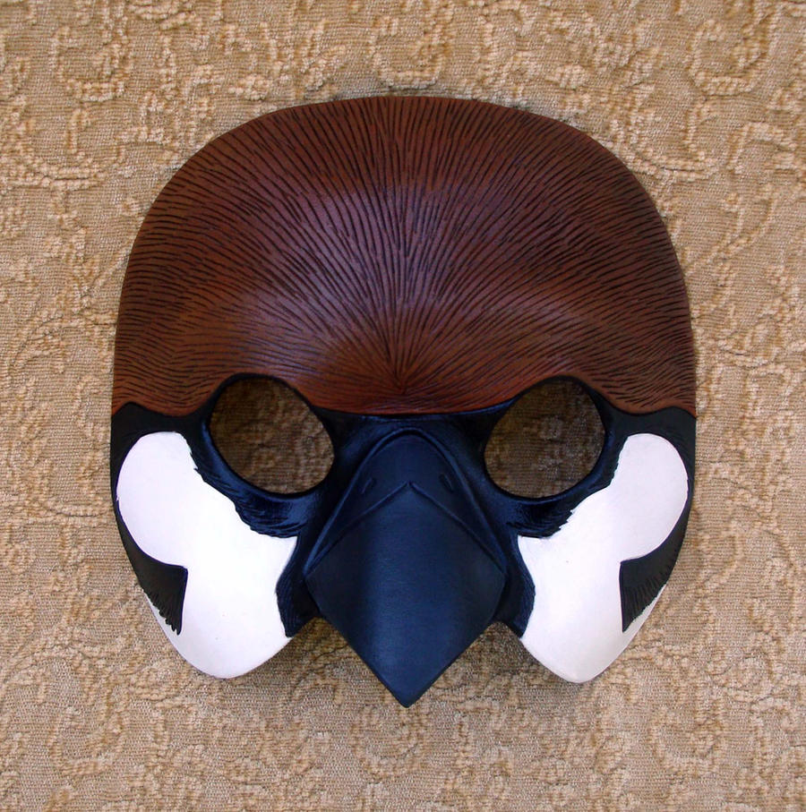 Sparrow Mask by merimask