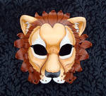 African Lion Mask