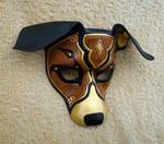 Persian Hound Mask no.2
