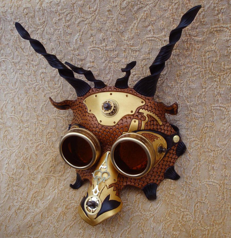Draco Temporis V3 by merimask