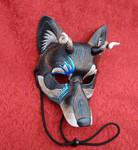 Demon Wolf Mask V1