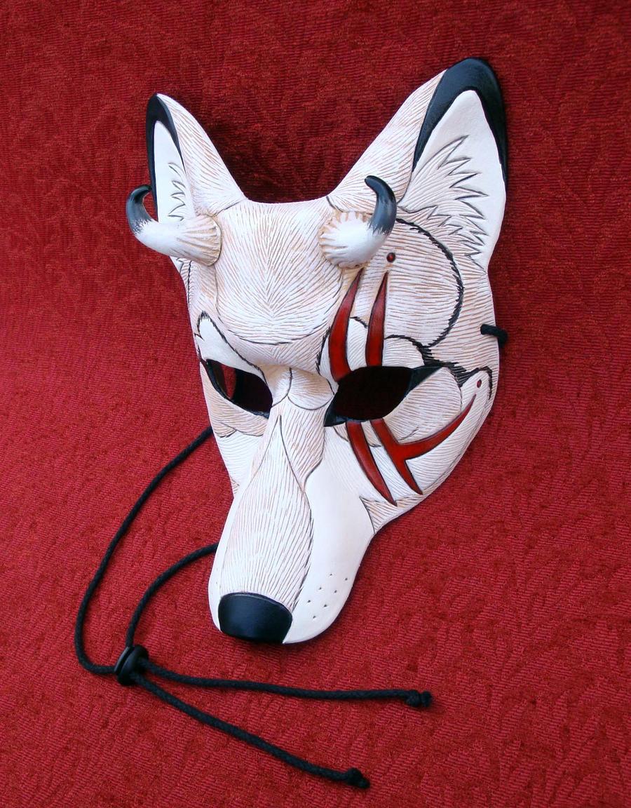 Demon Wolf V2 by merimask