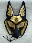 Long-eared Anubis Mask