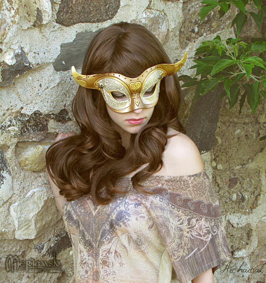 Beki Wearing Columbina Del Tempo by merimask