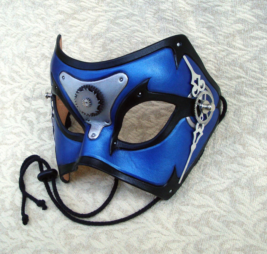 Time Bandit Mask V21 by merimask