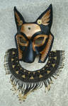 Industrial Anubis 16 with collar