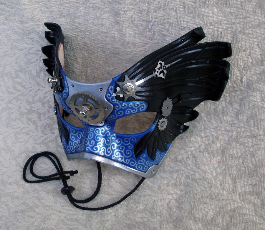 Il Tempo Vola Mask version 10 by merimask