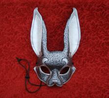 Venetian Rabbit Mask v14
