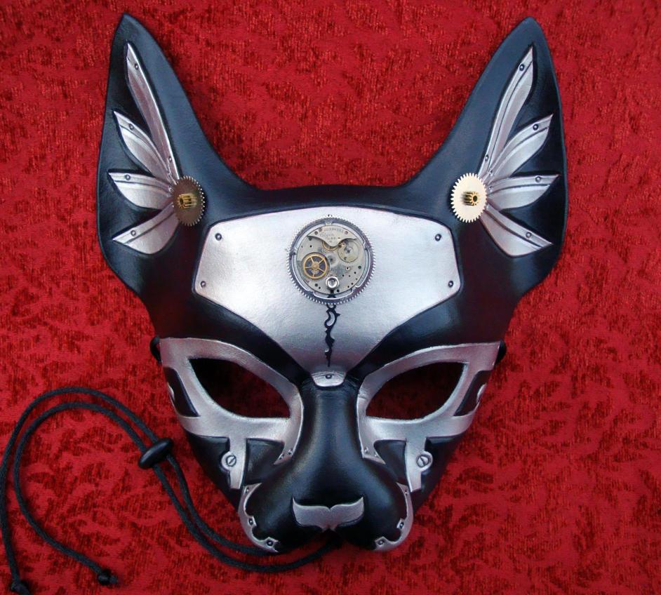 Industrial Bast Mask V11 by merimask