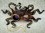 Steamy Tentacles Mask #1