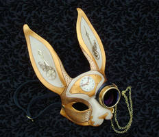March-Of-Time Hare V12 by merimask