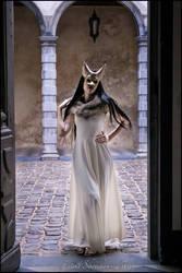 Fox Queen Laura Sheridan by merimask