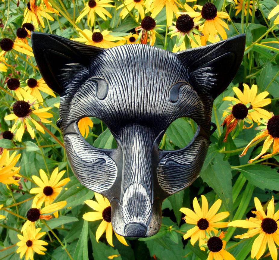 3 Flowers by merimask