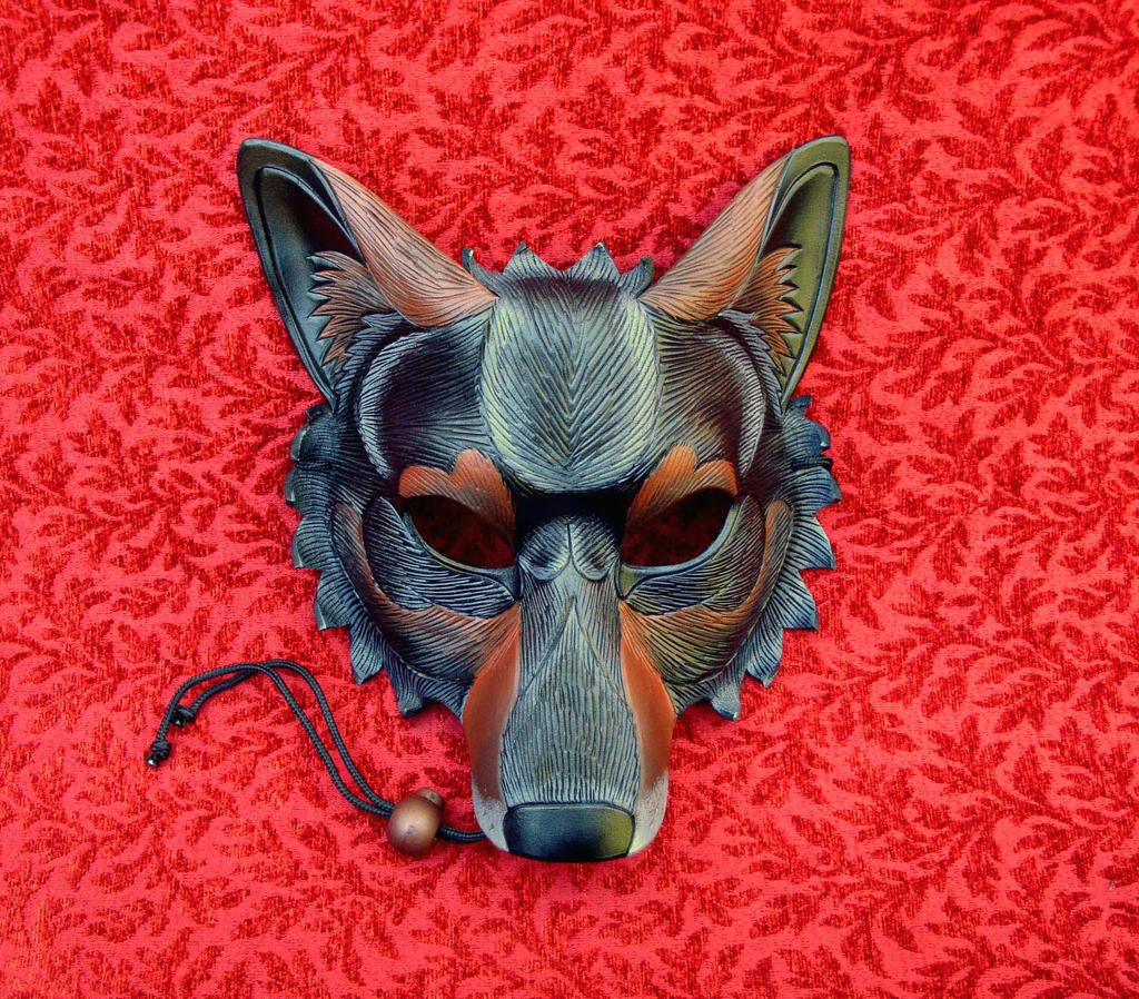 Artist Who Paints Fox Masks
