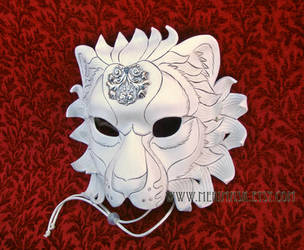 Regal Winter Lion #1 by merimask