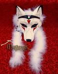 Mononoke Wolf Mask #3
