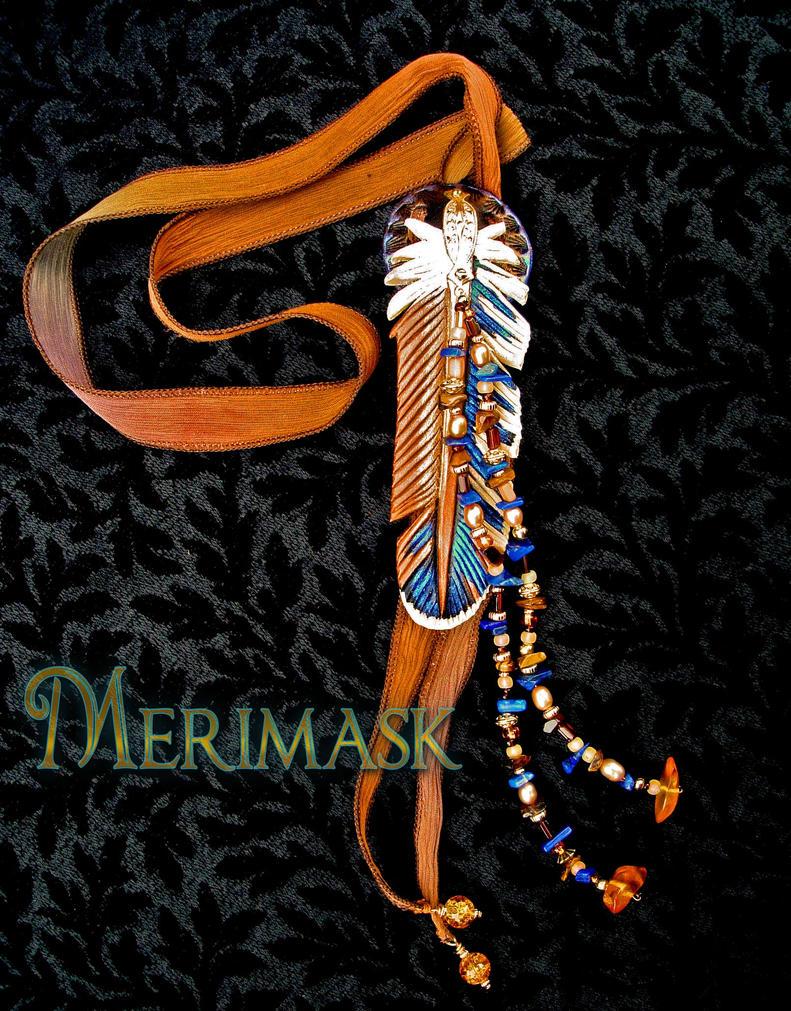 Fantasy Falcon Lariat #1 by merimask