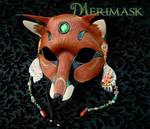 Fairy Fox Mask #1
