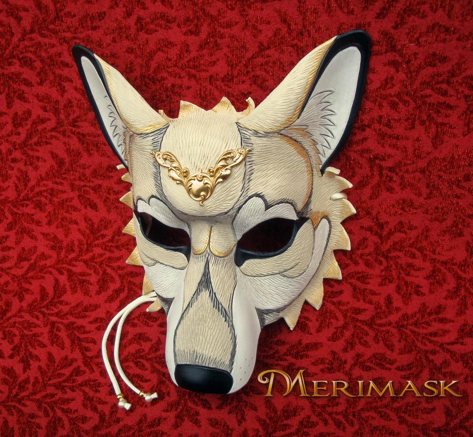 Regal Winter Wolf by merimask