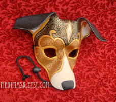 Venetian Hound 2015 by merimask