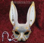 Clockwork Bunny Mask