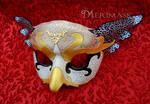 Venetian Owl Mask #1