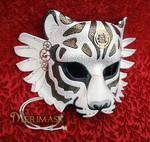Venetian Steampunk Winged Tiger